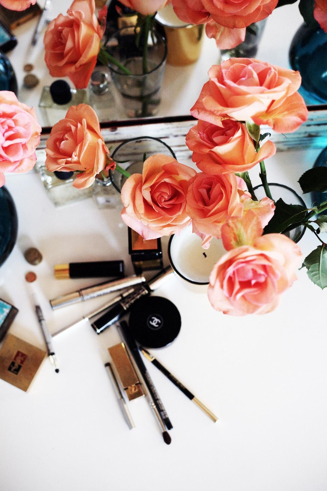 Makeup roses new house pinterest rose makeup and cape town