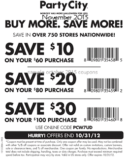 Free Printable Coupons Party City Coupons Party City Printable Coupons Coupons