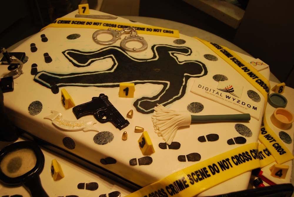 Csi Cakes With Images Cake Science Cake Cake Decorating