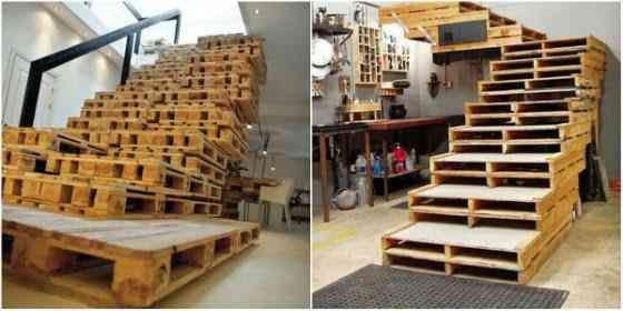 Ideias sensacionais para fazer com pallets e caixas de madeira velha #caixasdemadeira