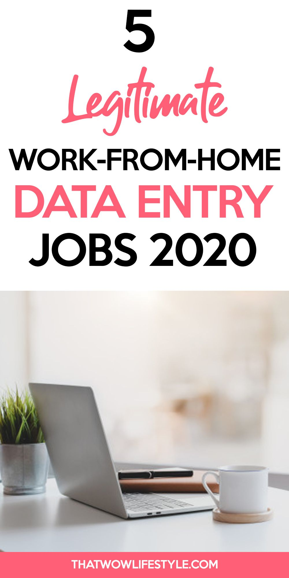 Best Data Entry Jobs To Earn Money Online From Home