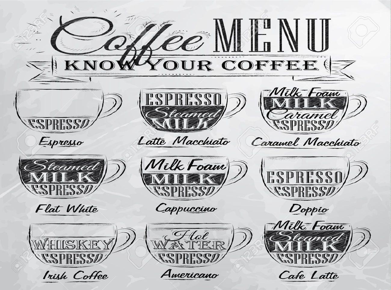 Pin by Lorielle Agraso on Chalkboard | Pinterest | Coffee coffee ...