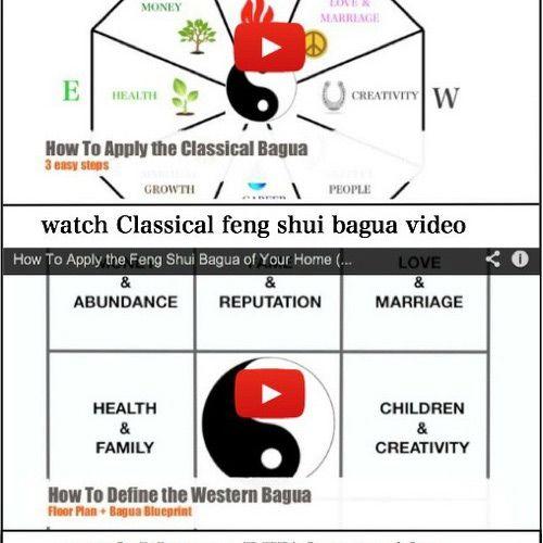7 Steps to Good Feng Shui in Your Home Feng shui Pinterest - feng shui garten bagua