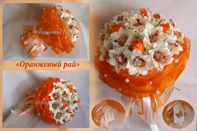 Gallery.ru / Фото #60 - Букеты и композиции из конфет в Пензе. Часть 2 - Larisolka