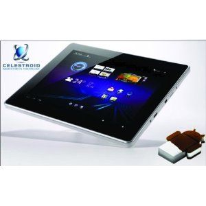Celestroid Fusionoid 9.7 Inch Tablet PC, Android 4.0, Wifi, HDMI, 1.5 GHz, 16GB, 1GB DDR3 (Personal Computers)  http://www.amazon.com/dp/B007AVBUQK/?tag=iphonreplacem-20  B007AVBUQK