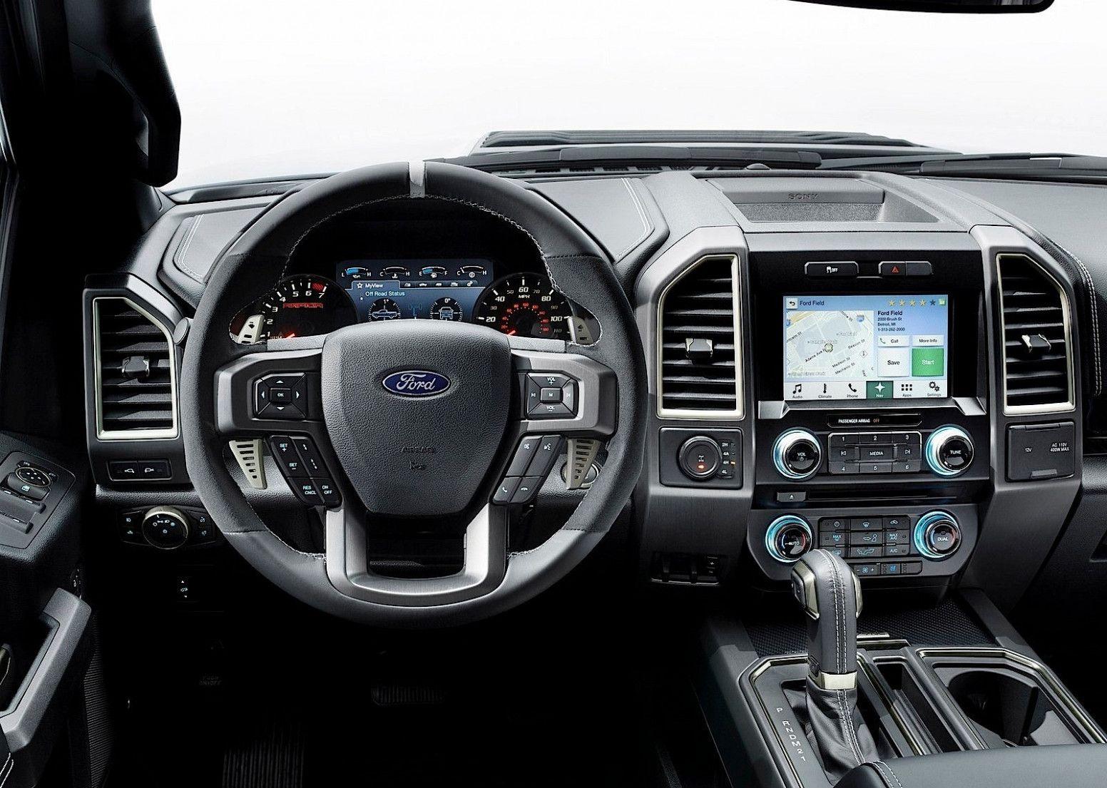2021 Ford Lightning Svt New Concept