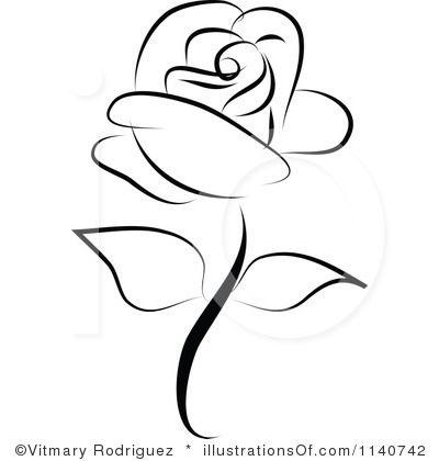 royalty free rose clipart illustration 1140742 jpg 400 420 rh pinterest com purple rose clipart free rose clipart free download