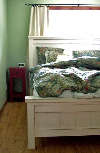 Ana White Build a Handmake My Bedroom for $200, Furniture Included
