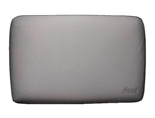 Comfort Revolution Frost Dual Sided Cooling Pillow Standard Read