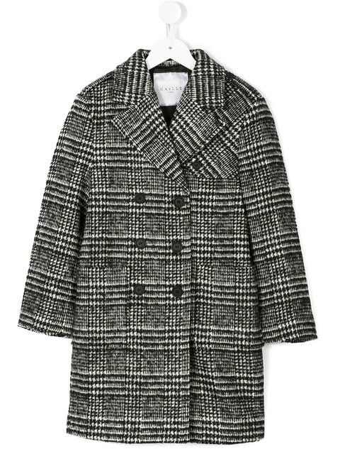 Gaelle Paris Kids tweed coat