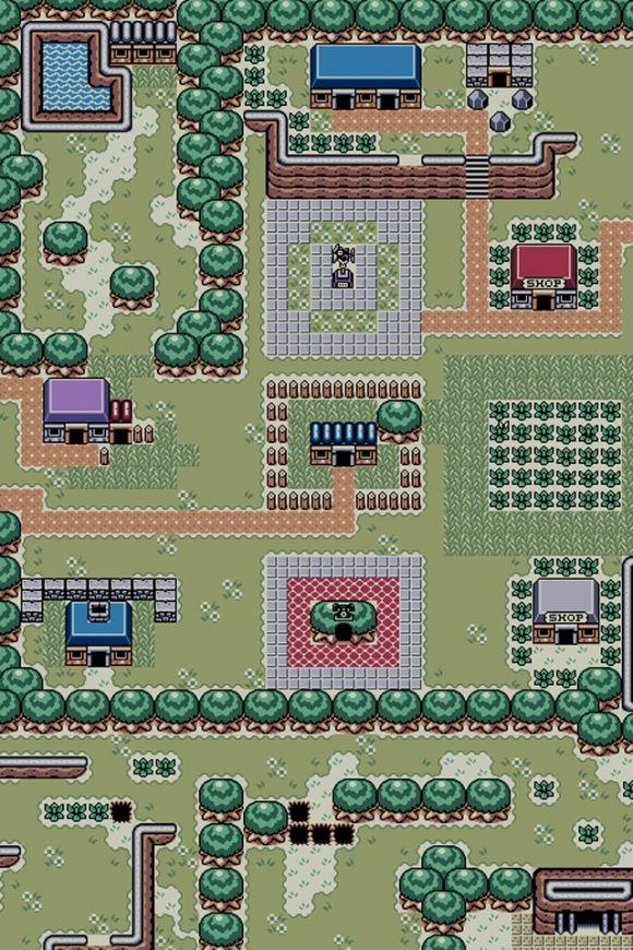 Zelda Links Awakening Iphone Wallpapers Legendary Zelda Legend