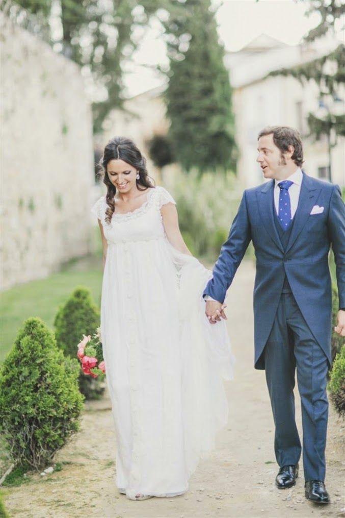 vestidos de novia románticos - wedding planner - organizadora de