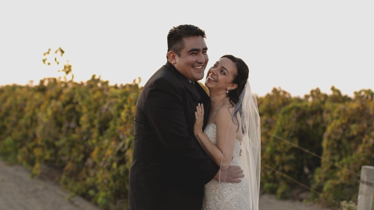 Moravia Wines Wedding Fresno Winery Videography Ca Video Videographer