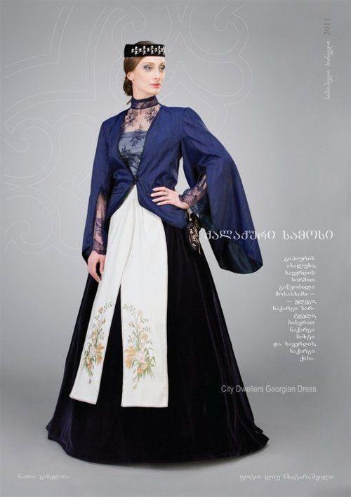 ロシアの女性と男性の民族衣装・伝統衣装 ...