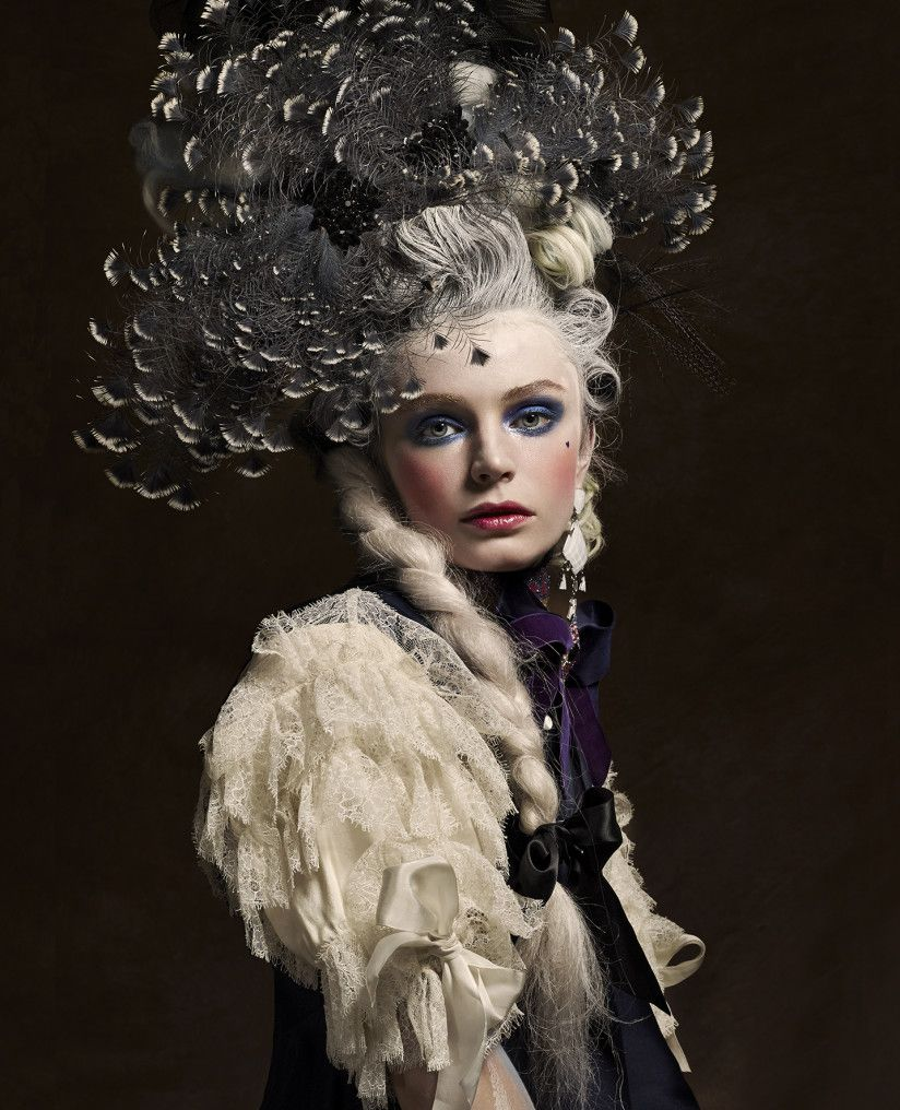 Rococo Paris Model And Photographers On Pinterest