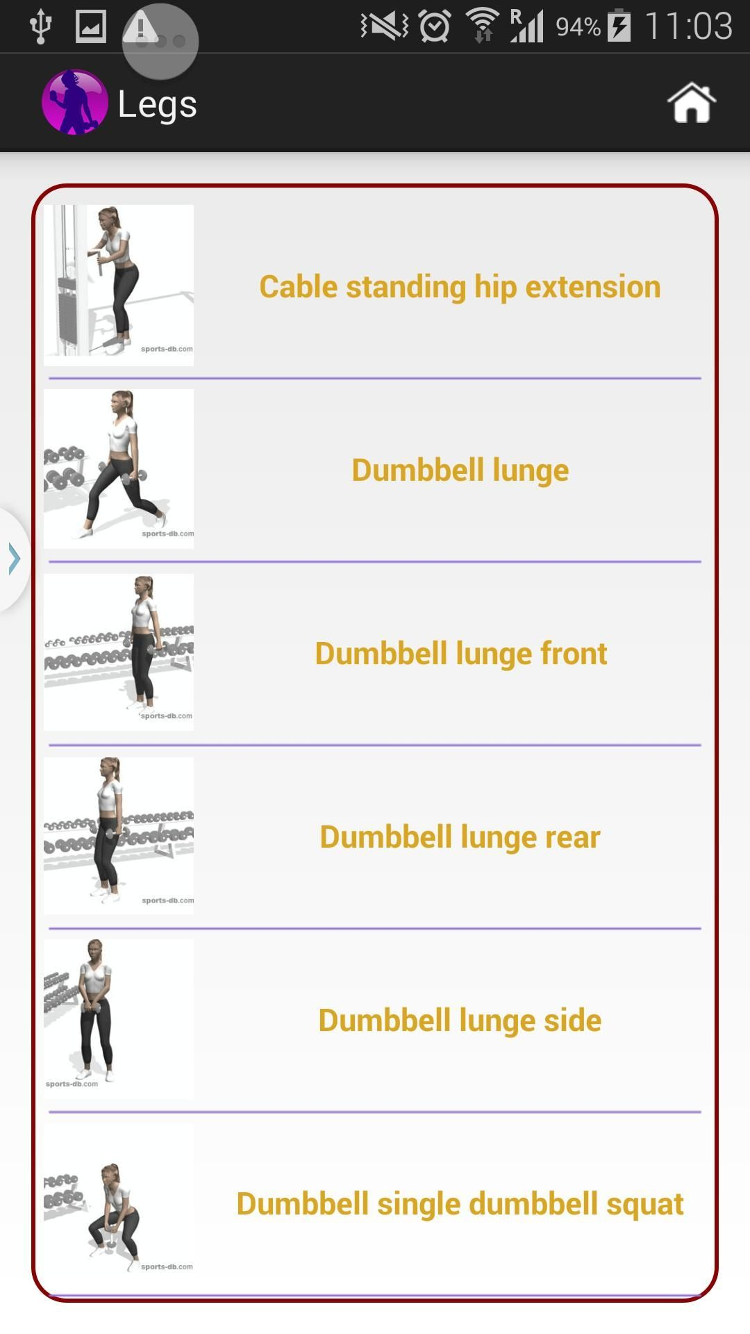 Female Fitness Workout Plan for Android - APK download - #Android #APK #download #Female #fitness #P...