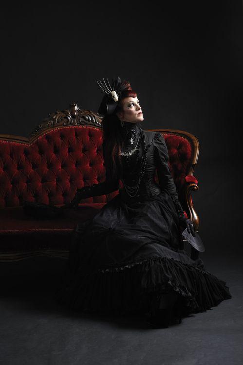 Beautiful Gothic Victorian Dresses