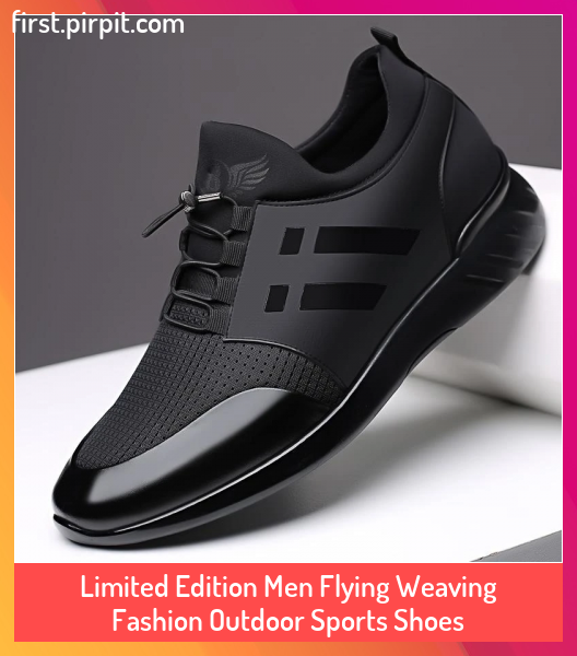 Limited Edition Men Flying Weaving Fashion Outdoor Sports Shoes #edition #Fashion #Flying #Limited #men #Outdoor #Shoes #sport #Sports #Weaving