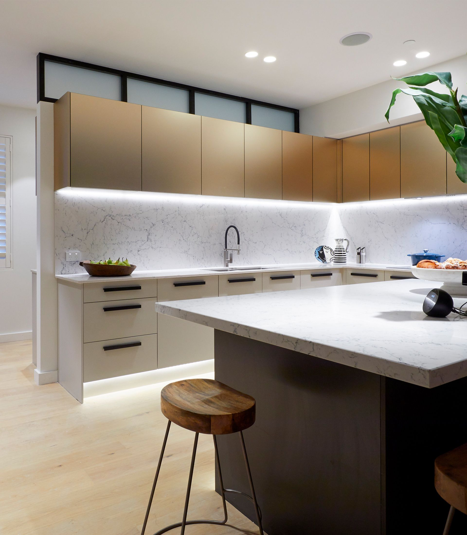 The Block 2018 kitchen reveals in 2020 Kitchen world