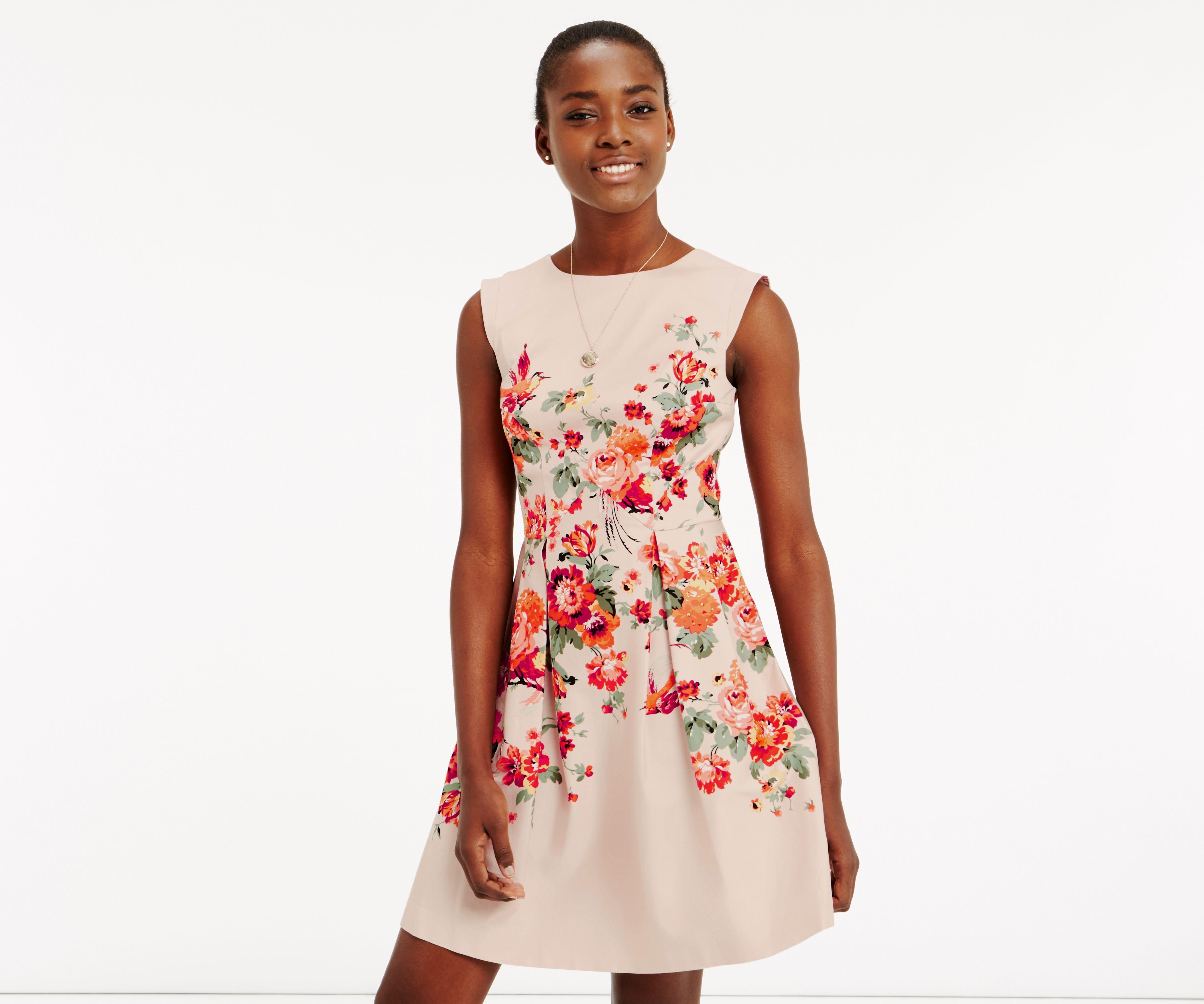 Oasis, ROSE PLACEMENT SKATER Multi 1 · Floral Skater DressSkater DressesOasis  UkWomens ...