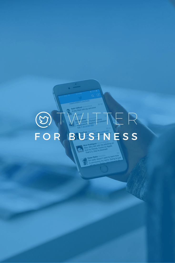 Crazy about Twitter, or not a big fan, Twitter can be a mega tool to drive engagement just like Pinterest. Check out our latest post :Twitter for Business: 10 Case Studies and What You Can Learn From Them