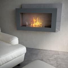 Photo of Collezione caminetti d'arredo di maisonfire moderno | homify