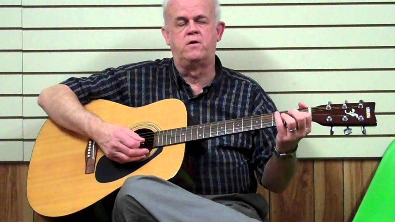 Guitar Chords Made Easy Playing The C And G7 Chords Using Only 1
