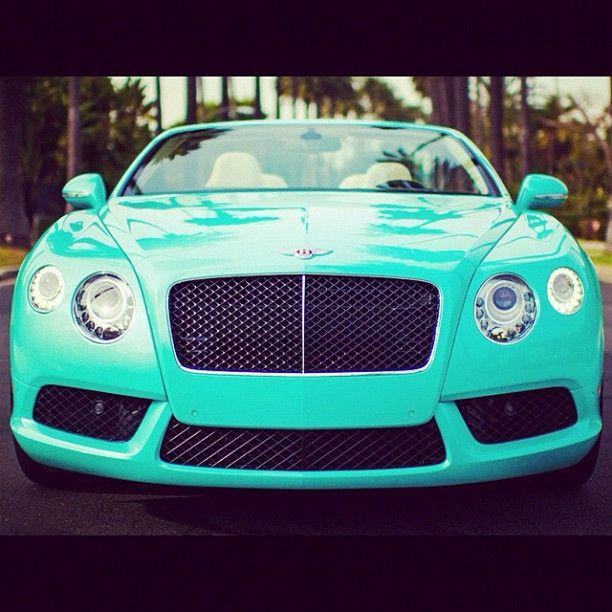 Ugh Tiffany Blue Bentley