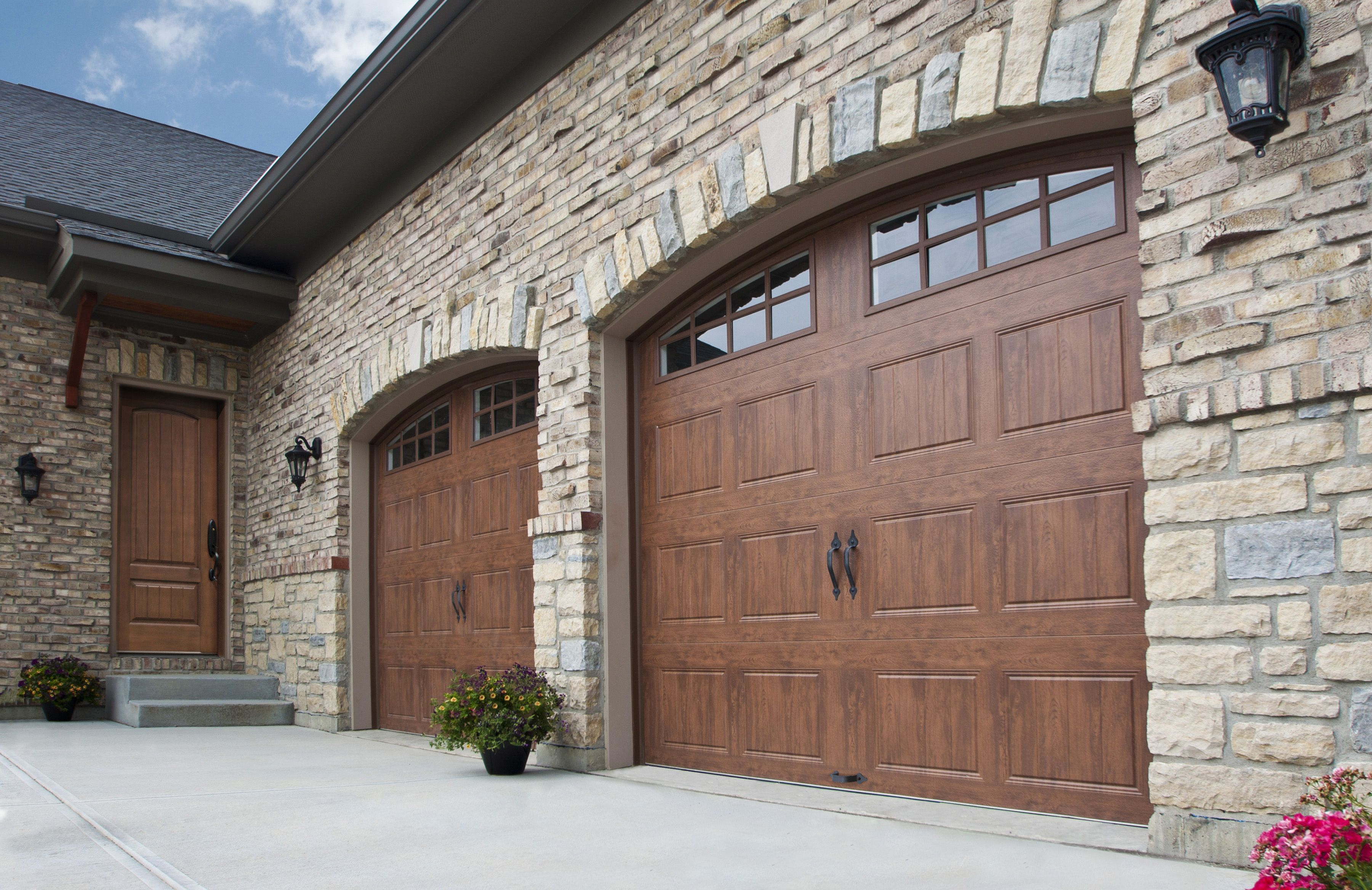 The Gallery Collection Wood Garage DoorsCarriage