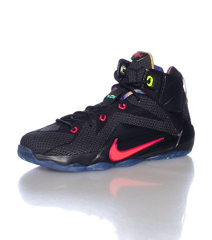 cheaper 1ecc3 4dda4 nike lebron james brand new lebron 12 model flywire tech detail nike swoosh