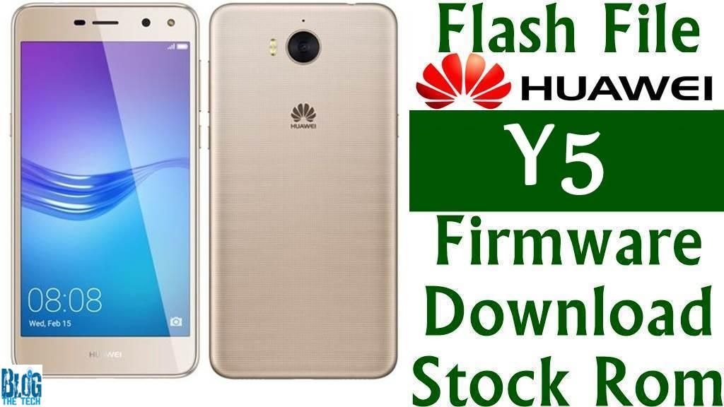 Flash File] Huawei Y5 Prime 2018 DRA-LX2 Firmware Download