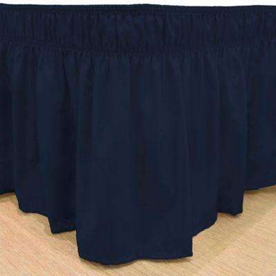 EasyFit™ Solid Twin/Full Ruffled Bed Skirt   Bedskirt, Skirts