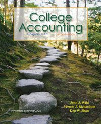 Test bank solutions for college accounting 2nd edition by john j test bank solutions for college accounting 2nd edition by john j wild isbn 0078136679 instructor fandeluxe Images