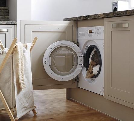 kitchens | home appliances, washing machine in kitchen