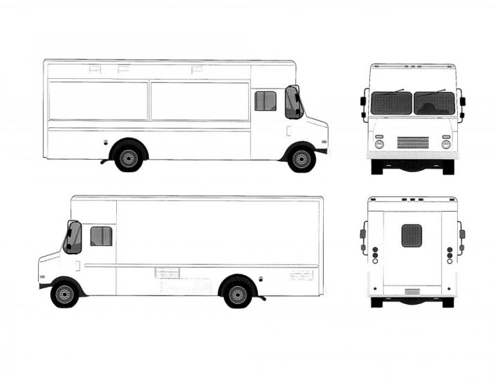 dise a tu guagua de comida mercadeo pinterest food truck and food. Black Bedroom Furniture Sets. Home Design Ideas