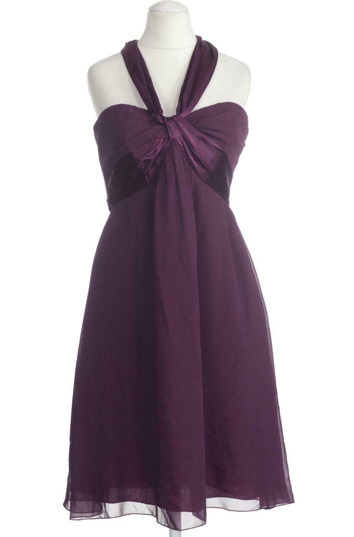 ZERO Kleid Damen Dress Damenkleid Gr. DE 18 lila #afb18 - Kleid