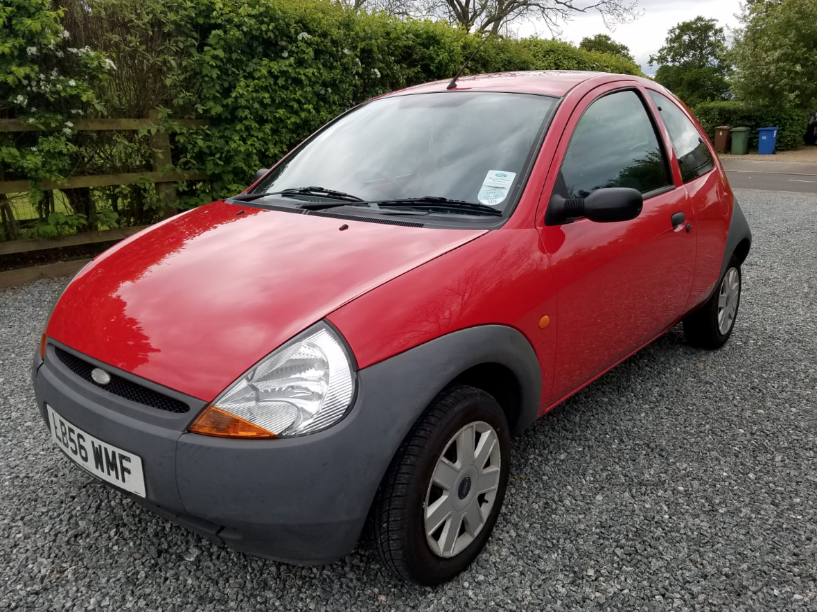 Ford Ka Great 1st Car For Sale On Autocroc Marketplace Cars For Sale Car Ford