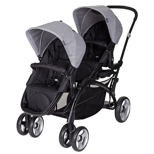 Baby Trend Sit N Stand Snap Fit Double Stroller Morning