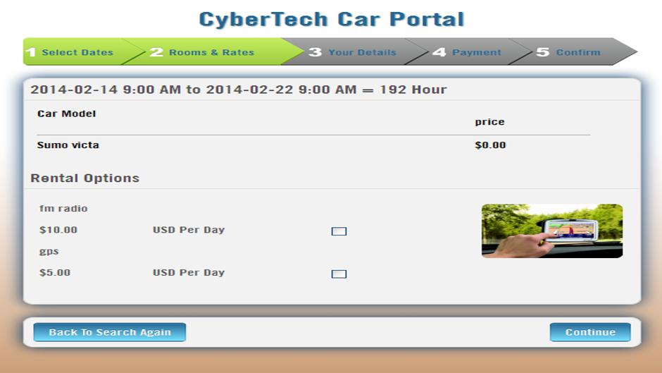 PHP Booking System,car rental system,car rental script