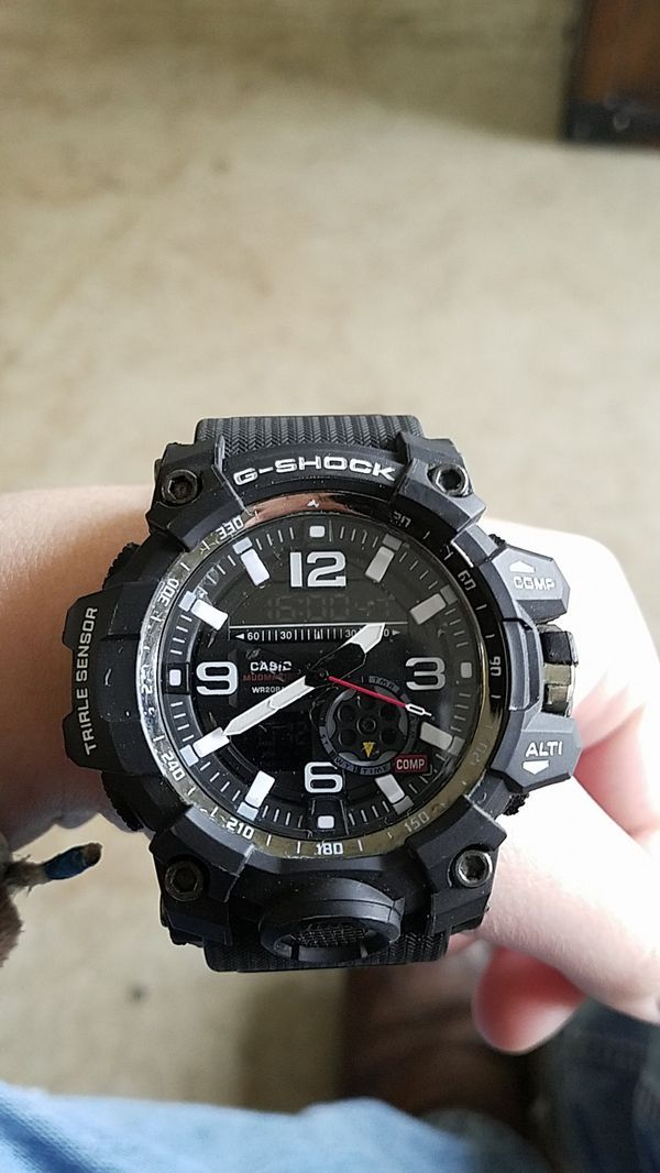 more photos 372fe 3cf6e Casio G-Shock 5146 GWC-1000 (Mud and water resistant ...