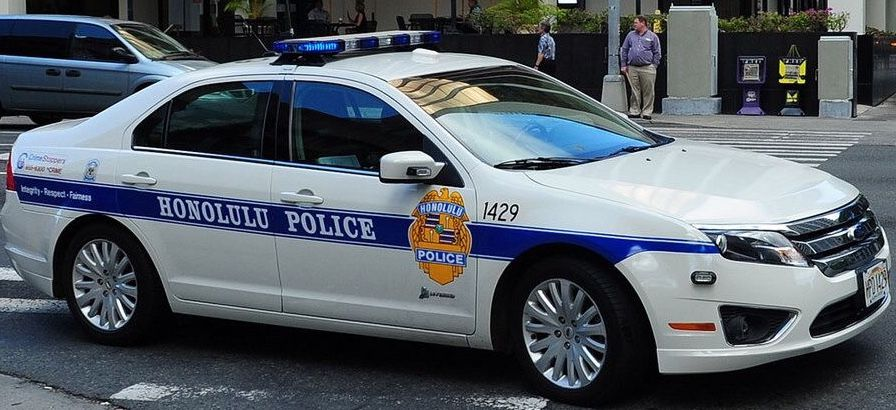 Honolulu Hi Police 1429 Ford Fusion Hybrid With Images