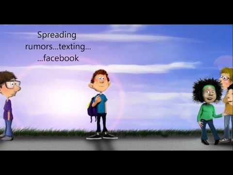 Great for 5th grade lesson. (~2 minutes) A Video showing a great simple message about Bullying Awareness - the Indirect type... Cyber Bullying, Alienatation and being Excluded.