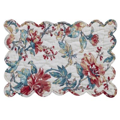 August Grove Labrieville Quilted Placemat