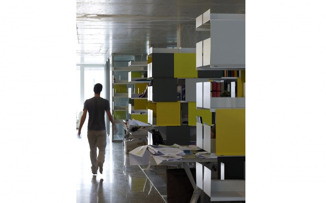 Mobilier bureau tetrarc mÉtalobil ingénierie design