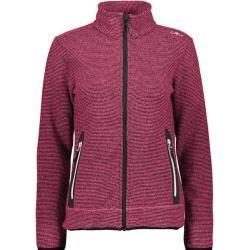 Photo of Cmp Damen Unterjacke Woman Jacket, Größe 48 In Rhodamine-Granita-Nero, Größe 48 In Rhodamine-Granita