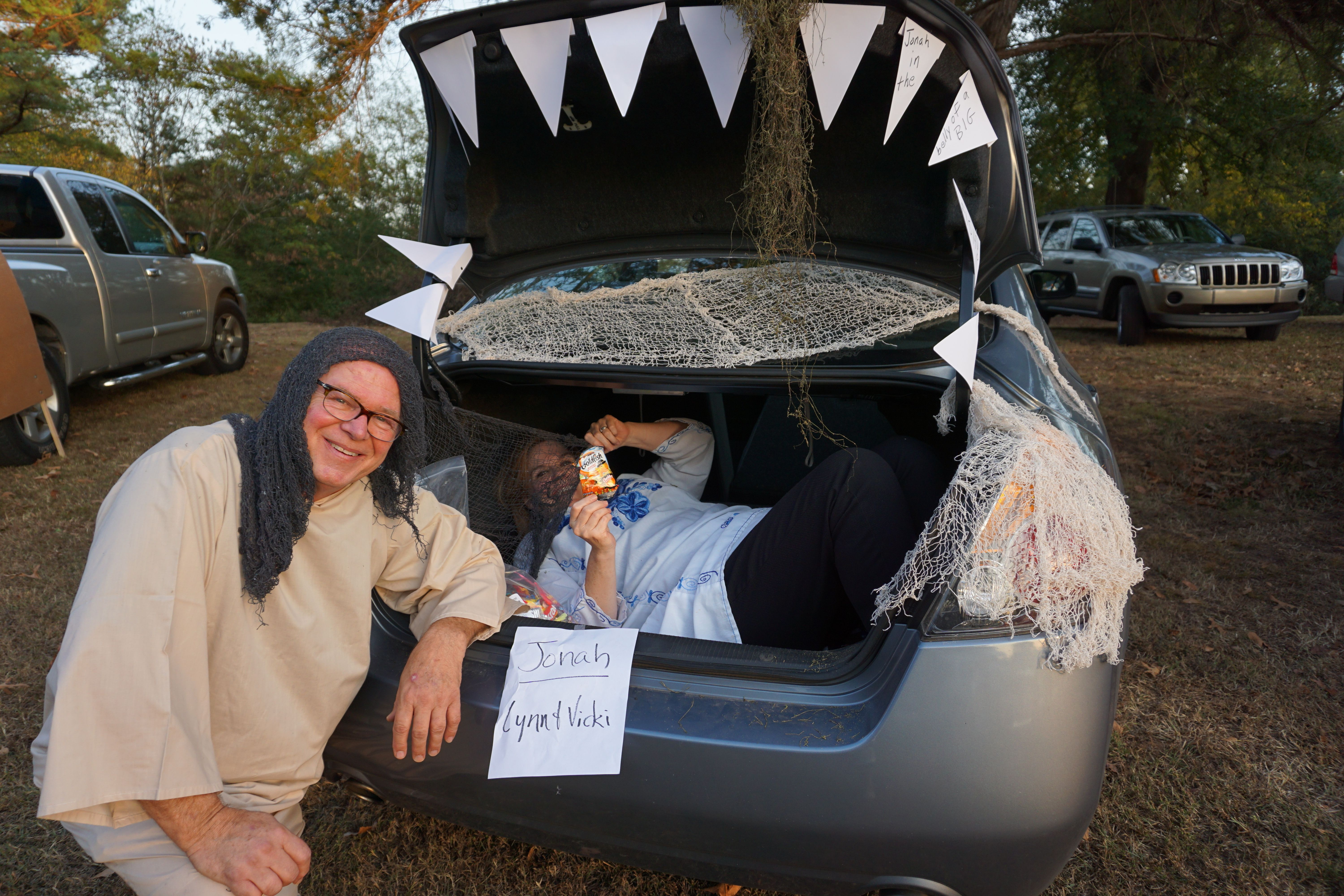 Jonah Trunk Or Treat