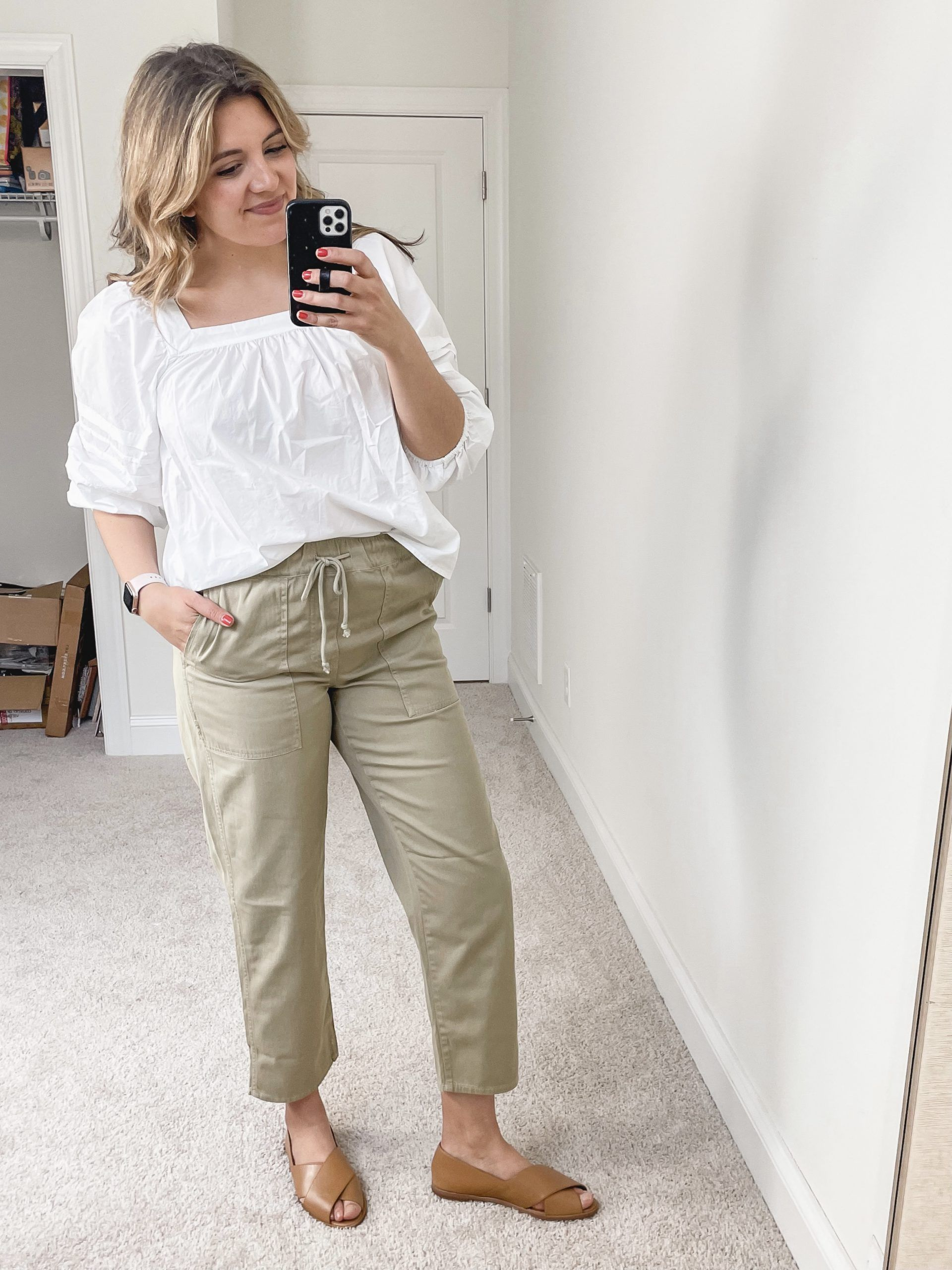 Best Spring Madewell Finds | Spring Madewell Haul | By Lauren M Trendy Outfits