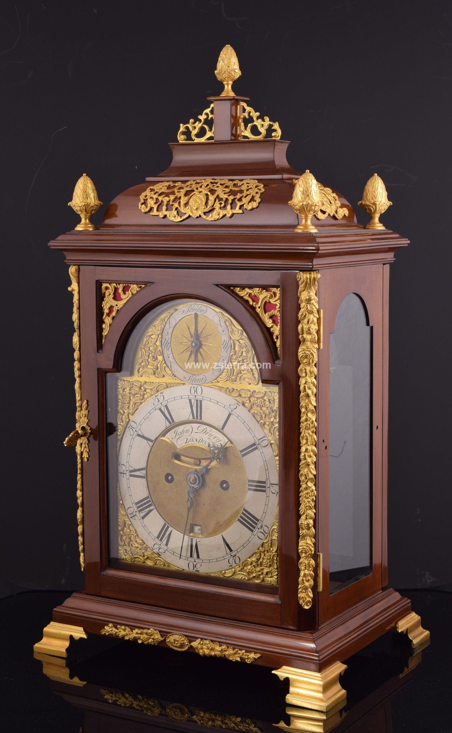 Y Decoración De Objetos ZSierra Antigüedades · Reloj Bracket b7gyf6