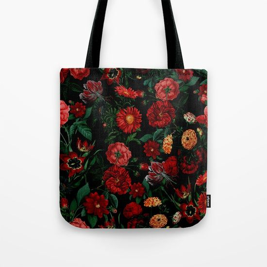 Check out society6curated.com for more! @society6 #floral #flowers #pattern #tote #totebag #bags #fashion #style #men #women #buy #shop #shopping #sale #gift #idea #cute #cool #nice #unique #fun #gift #idea #cool
