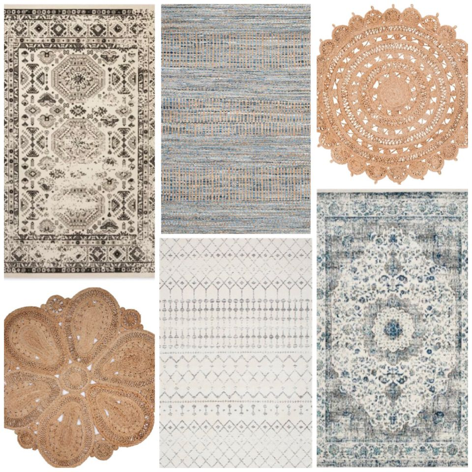 Farmhouse style rugs round up aratari at home